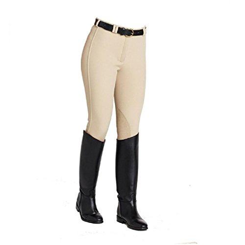 Caldene Womens/Ladies Allerthorpe Breeches (28 inches) (Beige) ()