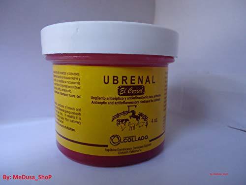 Ubrenal El Corral 4 oz. Dr. Collado Ointment Unguento