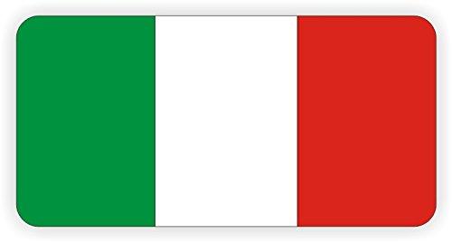 italian stickers hardhat - 6