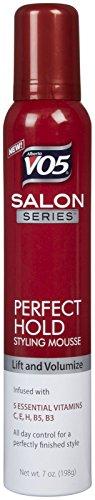 VO5 Salon Series Perfect Hold Aerosol Mousse, 7 oz -