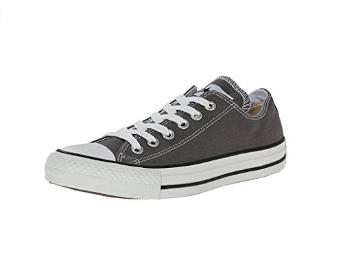 Converse Women's Chuck Taylor All Star Low Top (7.5 B(M) US, Charcoal)