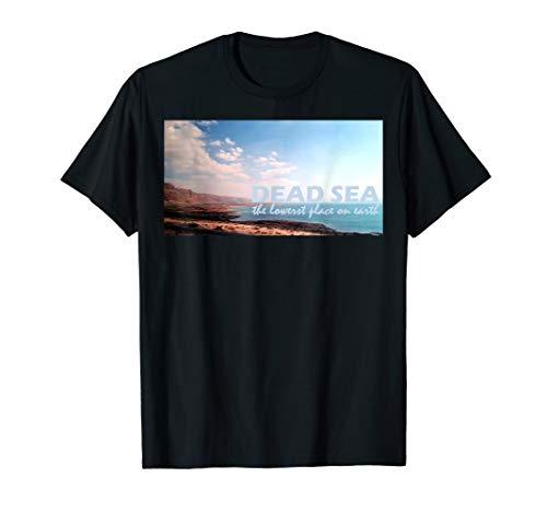 wolrd by yul4ik: Dead sea Israel T-shirt