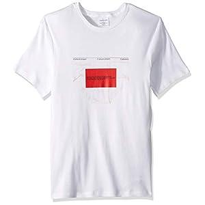 Best Epic Trends 31frZG8QrYL._SS300_ Calvin Klein Men's Cotton Statement 1981 Short Sleeve Crew Neck T-Shirt