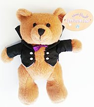 Alfred Music for Little Mozarts Plush Toy -- Beethoven Bear (Level (Little Bear Plush)