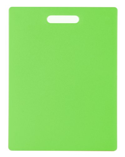 Dexas Classic Jelli Cutting Board With Handle, 11 By 14.5 Inches, Green by Dexas
