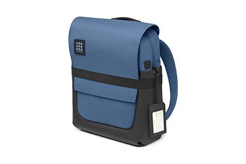 Moleskine ID Backpack, Dusk Blue by Moleskine