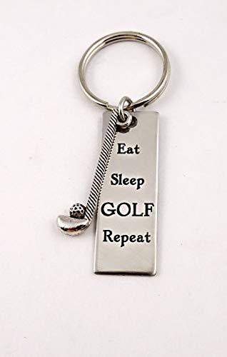 - Golfing Key Ring ()