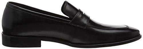 Dune Men's Philipe Loafers Black (Black Leather) lSHnt