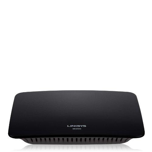 Linksys SE2500 5-Port Gigabit Ethernet Switch