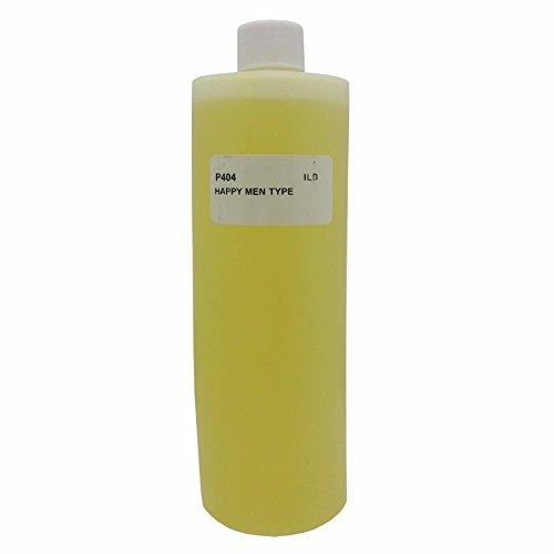 8 oz - Bargz Perfume - Happy Body Oil For Men Scented Fragra