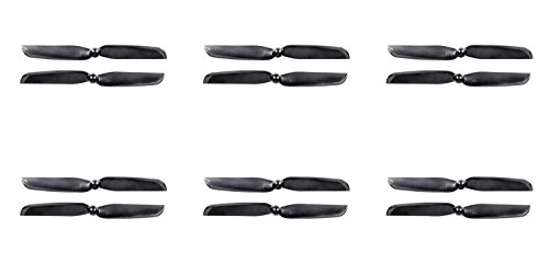 6 x Quantity of Walkera Runner 250 (R) Advanced GPS Quadcopter Drone Runner 250(R)-Z-01 Propellers Blades Props Set Self Tightening