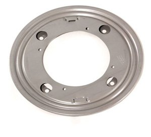 Heavy Duty Turntable - 1000 lbs Capacity 12 Lazy Susan Bearing 5/16 Thick Turntable Bearings VXB Brand