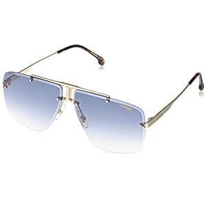 Sunglasses Carrera 1016 /S 0001 Yellow Gold / 08 dark blue gradient lens, 64-11-145