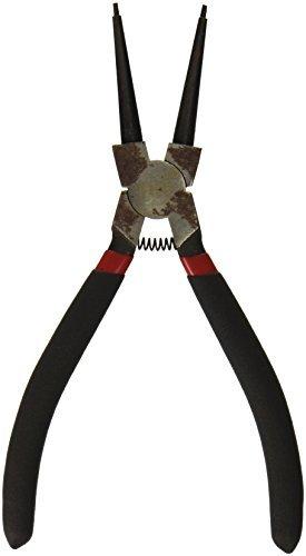 eDealMax para arandelas Alicates anillo interno del clip con la nariz recta