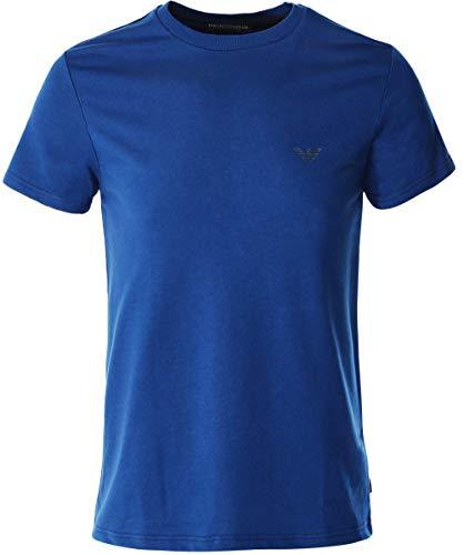 - Emporio Armani Men's Crew Neck T-Shirt, Blue, XXL