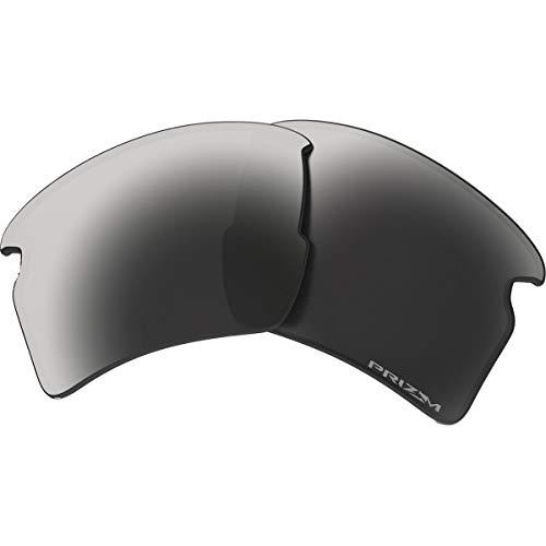 Oakley Flak 2.0 XL ALK Replacement Lens Sunglass Accessories,One Size,Prizm Black Polarized