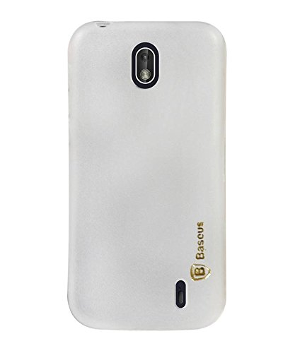 best service 5f737 90686 COVERNEW Back Cover for Nokia 1 - White: Amazon.in: Electronics