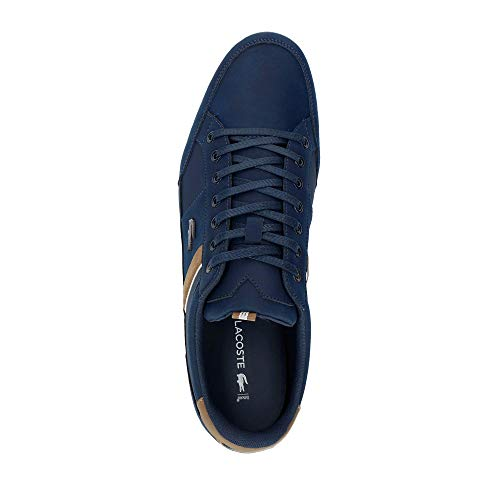 Azul 119 nvy lt 4c1 Brown Hombre Zapatillas Lacoste 5 Chaymon Para Cma 85xz10qw