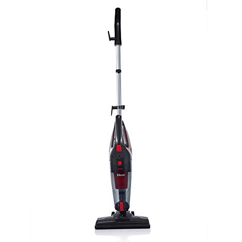SC4588 2 in 1Handheld Stick Portable Cord Stick Vacuum Cleaner Dust Collector (Black Cow)