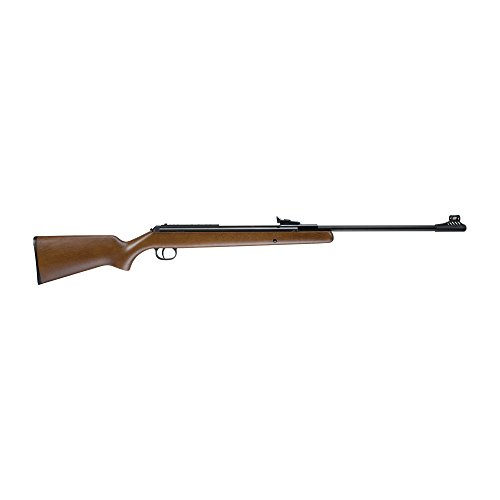 Diana RWS Model 34 Break Barrel Spring Powered Hardwood Stock Pellet Gun Air Rifle, .22 Caliber, Gun Only