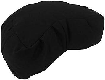 Bean Products Zafu Yoga Meditation Support Cushion Buckwheat Fill