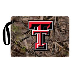 ETC NCAA Texas Tech Red Raiders Camo Stadium Cushion