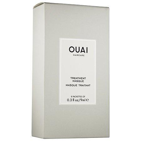 OUAI Haircare Treatment Masque - Set of 3 x 0.3 oz. Treatments