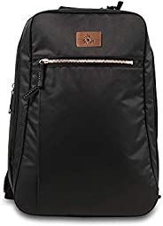 JuJuBe Travel Diaper Backpack with Changing Pad | Multi-Functional, Everyday Ballad Backpack | Classic Collect