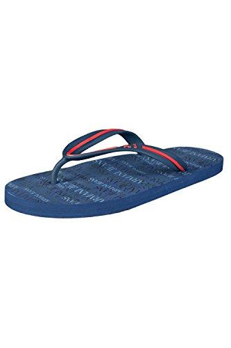 Armani Aj Herren Sommer Flip Flops A656138 UK7/eu41 Navy-Blau