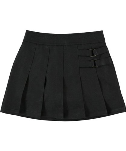 French Toast Uniforms Girls' Scooter Skort (Black 06)