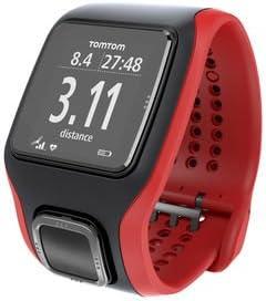 TomTom Runner cardio GPS reloj TOMTOM (/ RO SCHWARZ
