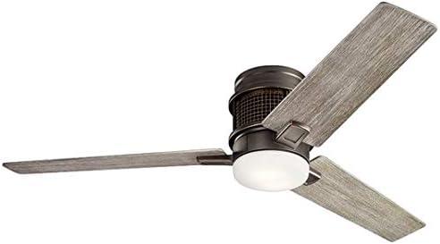 Kichler 300352OZ Chiara 52″ Hugger Ceiling Fan