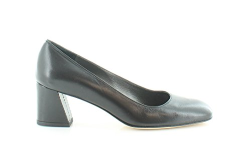 Stuart Weitzman Womens Marymid Dress Pump Black Kid