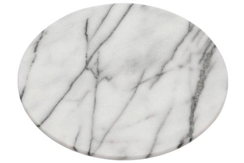 Wunderbar Premier Housewares Drehtablett Weißer Marmor: Amazon.de: Küche U0026 Haushalt