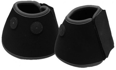 Showman Magnetic Therapy Bell Boots