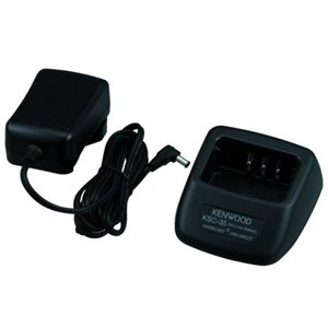 Kenwood KSC 35K - Two-way Radio Charging Stand  Category: Jo