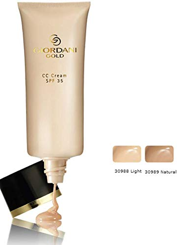 Oriflame Giordani Gold CC Cream for All skin type SPF 35-Light- 40ml-30988