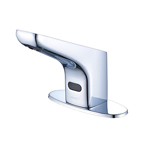 Polished Brass Basin Faucet - 9
