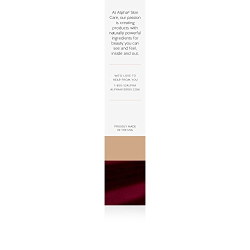 Alpha Skin Care - Dual Action Skin Lightener, 2% Hydroquinone, 10% Gycolic AHA, Real Results for Even Skin Tone| Paraben-Free| 0.85-Ounce by Alpha Skin Care (Image #7)