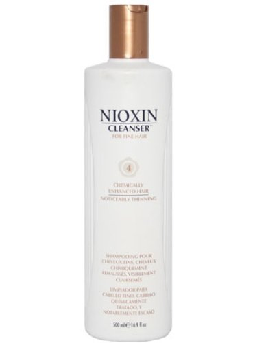 Nioxin System 4 Cleanser, 500 Ml by Nioxin