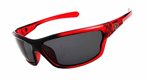 Nitrogen Polarized Sunglasses Mens Sport Running Fishing Golfing Driving ()