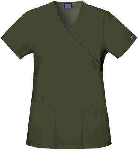 Cherokee Womens Workwear Scrubs Button