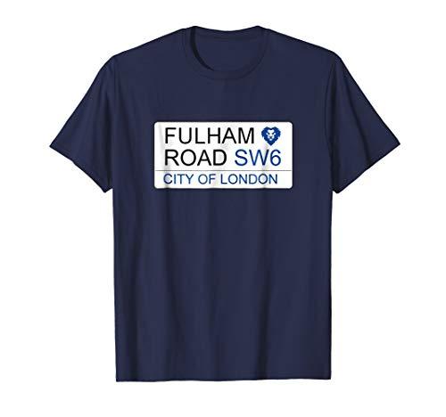 Chelsea is Blue London Soccer Jersey T-Shirt