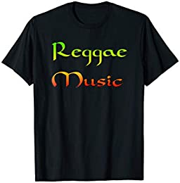 Reggae Music T-shirt
