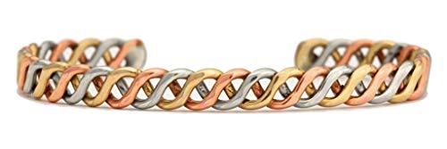 BillyTheTree Jewelry Russian Icon - Sergio Lub Copper Cuff Bracelet - Handmade in USA! - - Lub Sergio Cuff