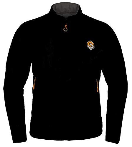 (ScentLok Crosstek Hybrid Insulated Jacket (Black,)