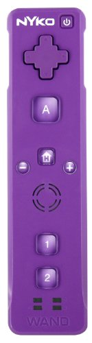 Nyko Technologies Wand - Nyko Wand for Wii (Purple)