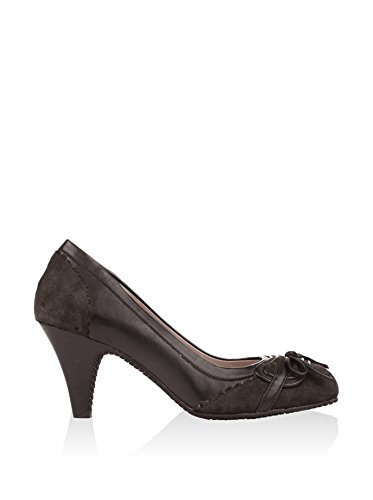 Zapatos da donna - 4264-synleasuew DKBROWN-DK CHOCOLATE