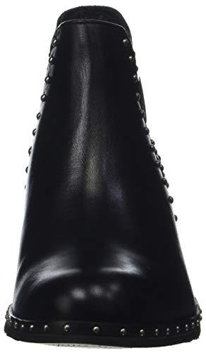 Noir M Belarbi par Femme Bottines Noir Zadar Tropéziennes Les Chelsea 546 6pCxqwzEW