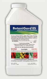 Emulsifiable Insecticide (NEW Hydroponic BotaniGard Biological Insecticide Insect Control Mycoinsecticide)